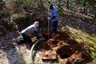 Residential Septic Tank Cleaning Shelby County
