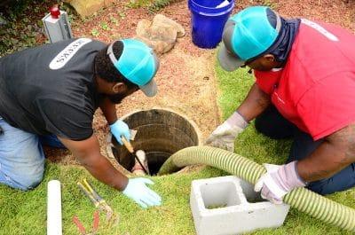 Residential Septic Tank Cleaning Birmingham AL